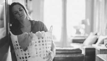 To the Mom Who Just Doesn't Wanna Clean