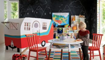 Crate & Kids: Crate & Barrel's New Line For Little Ones is Awesome