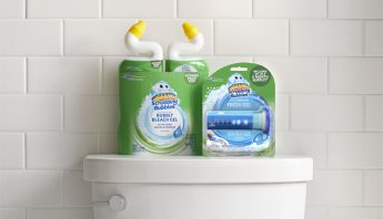 Fresh Ideas for Your Bathroom with Scrubbing Bubbles