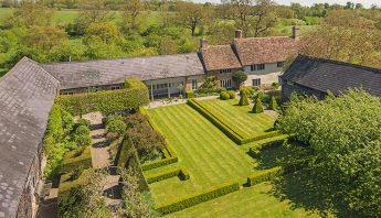 Is Old Valley Farm the ultimate escape to the country? It could be yours for £1.45million