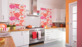 Take a look around this colour-pop cottage in the Scottish borders