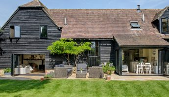 Be inspired by this beautifully renovated barn in Buckinghamshire