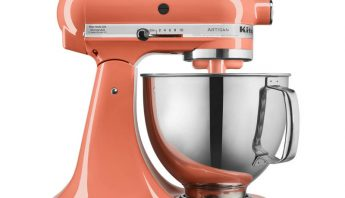 We All Need A Little More Of KitchenAid's New Color of the Year In Our Lives