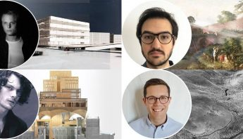 Highlights From the 4 Winners of the 2018 Young Talent Architecture Award