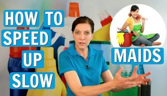 How to Speed Up Slow Maids – House Cleaning Survival Guide