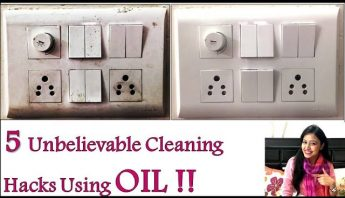 5 Cleaning Hacks Using OIL | Home Cleaning Tips | Useful Home Cleaning Hacks | Her Fab Way