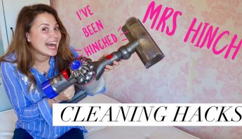 MRS HINCH CLEANING HACKS & TIPS