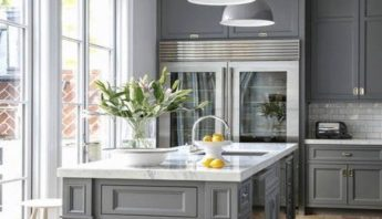 Trend Alert: Glass Door Refrigerators Are the New Stainless Steel