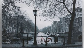 The story of the tragic photographer and his lonely Amsterdam