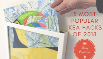 5 most popular IKEA hacks of 2018 and Merry Christmas