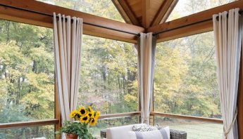 Bring the Sun in This Winter With a Sunroom